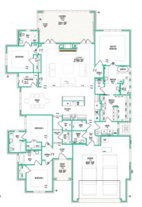 4824 Crooked Branch Drive FP