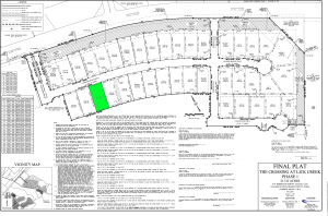 The Crossing at Lick Creek Phase 1, Block 2, Lot 100 - Crooked Branch Drive