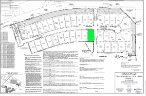 The Crossing at Lick Creek Phase 1, Block 2, Lot 92 - Crooked Branch Drive