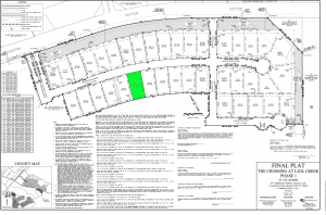 The Crossing at Lick Creek Phase 1, Block 2, Lot 97 - Crooked Branch Drive
