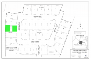 Waterford Heights Lot