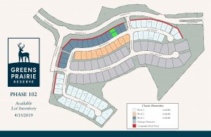 Greens Prairie Reserve Lot # 13 Block 3
